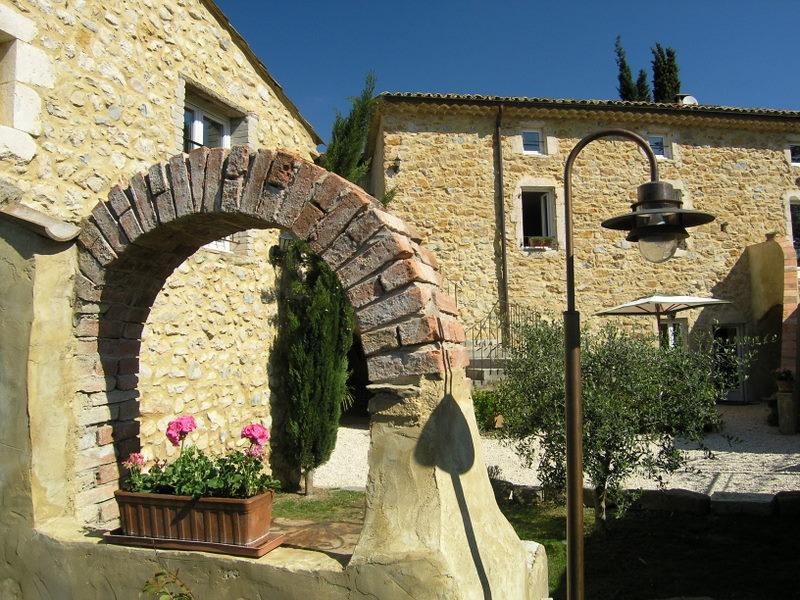 gite avec piscine en Ardèche